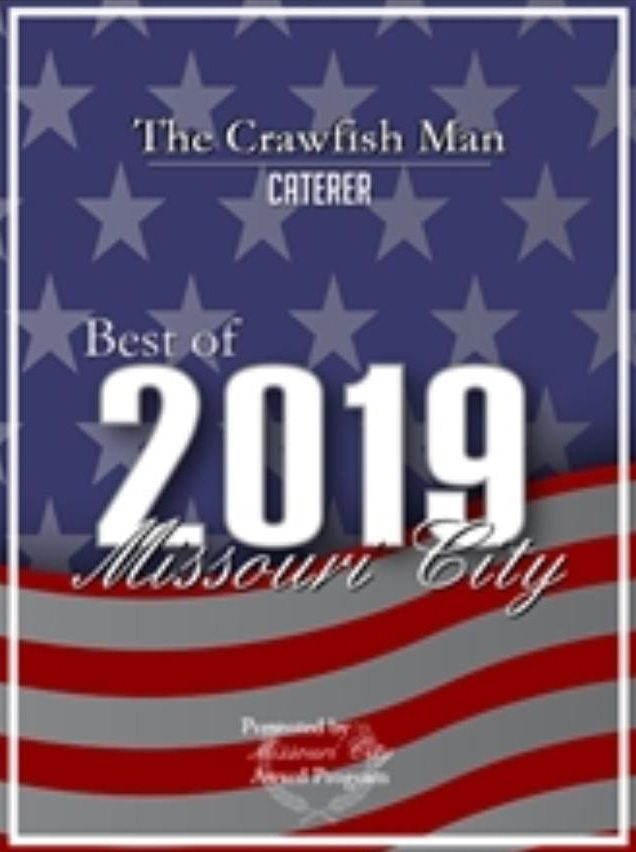 The CrawfishMan 2019 Best of Missouri City